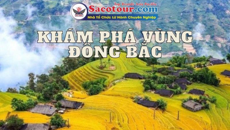 Tour kham pha vung dong bac